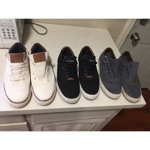 Tommy Hilfiger Mens Casual Shoes